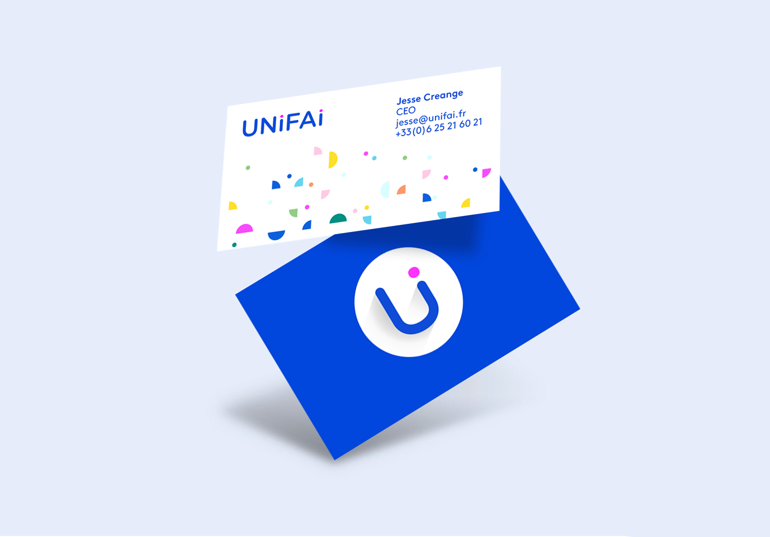 UNiFAi - CARTE DE VISITE